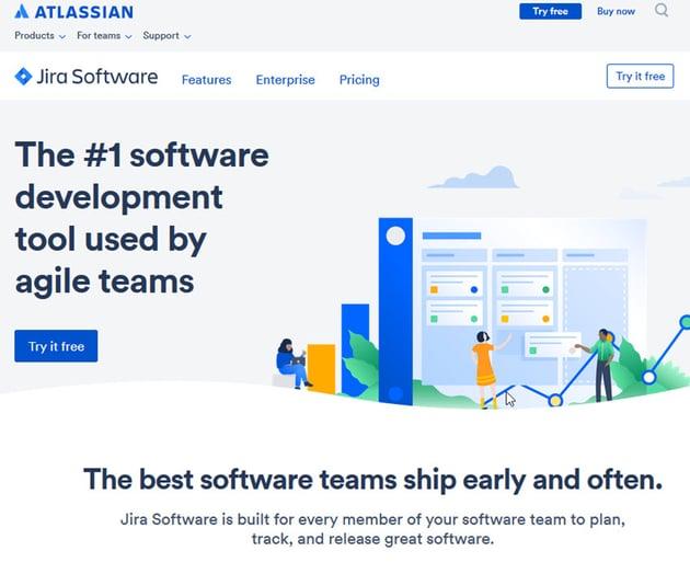 Jira Agile project management