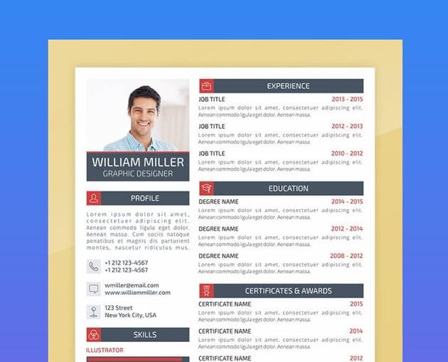 functional vs chronological resume
