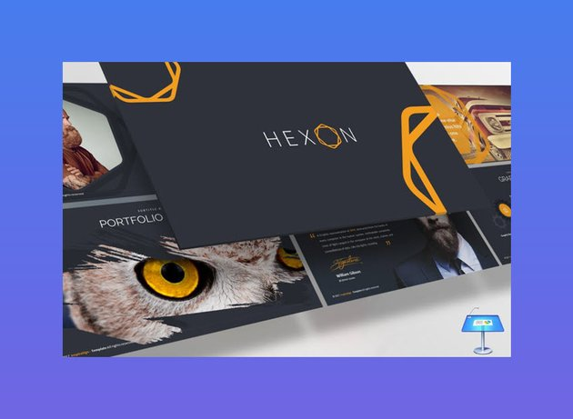 Hexon Keynote Template