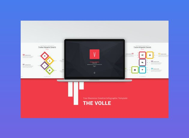 Volle Creative Template