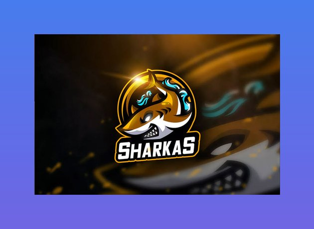 Sharkas Logo