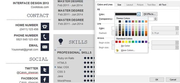 Color and proficiency