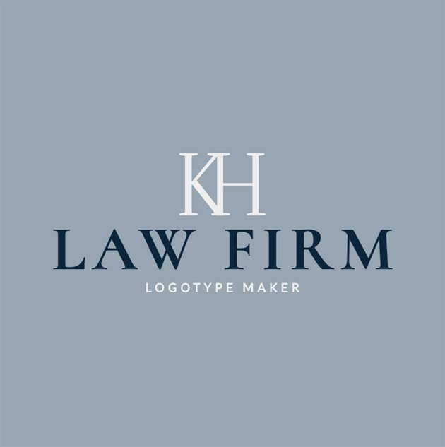 legal logo from Placeit Logo Maker
