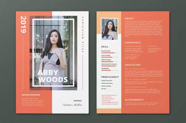 PSD Creative Resume