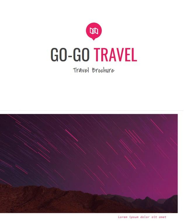 Google Docs Brochure Booklet