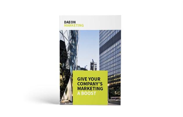 Digital Marketing Proposal Sample