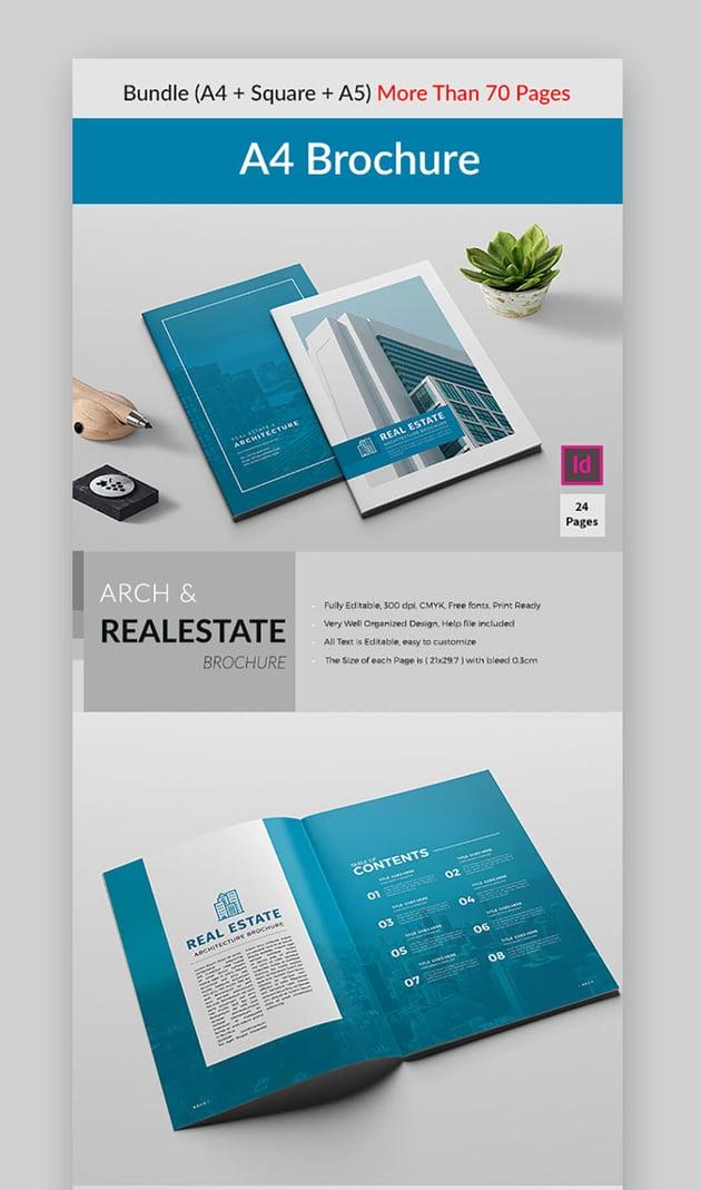 Real Estate Brochures Bundle