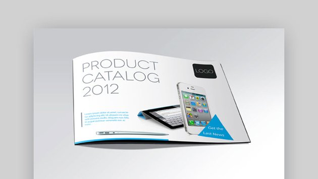 Products Showcase Catalogue