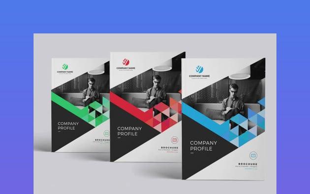 Creativity-Design Nonprofit Annual Report Template