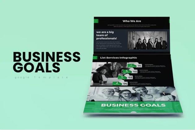 Decide on Presentation Goals