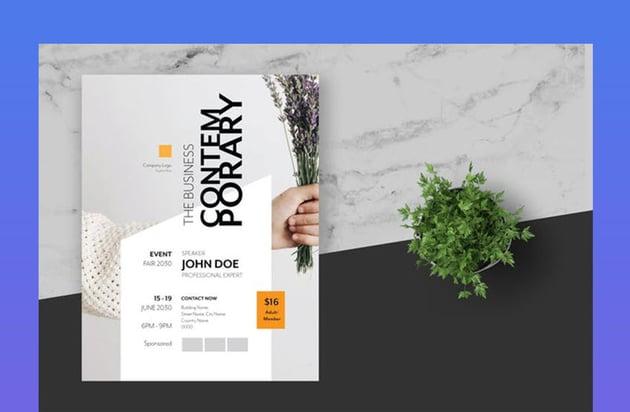 Creative Event Flyer