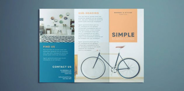 Company Brochure Template Free Download