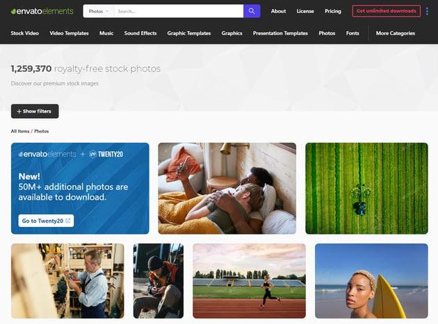 Elements Stock Photos