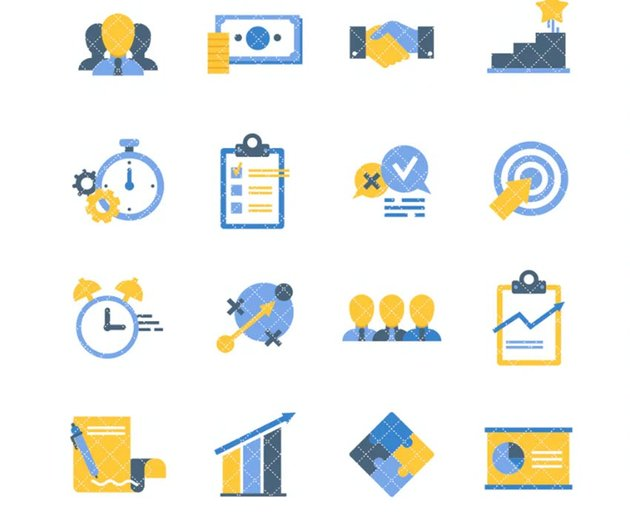 Office Clip Art Icons