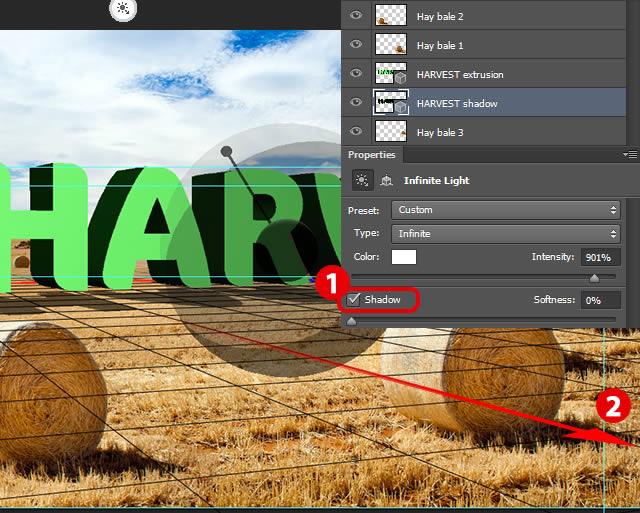 Create 3D Typography