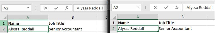 Resolving Excel VLOOKUP Trailing Space Issue