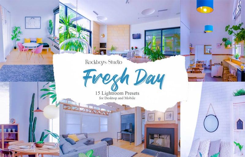 Fresh Day Lightroom Presets