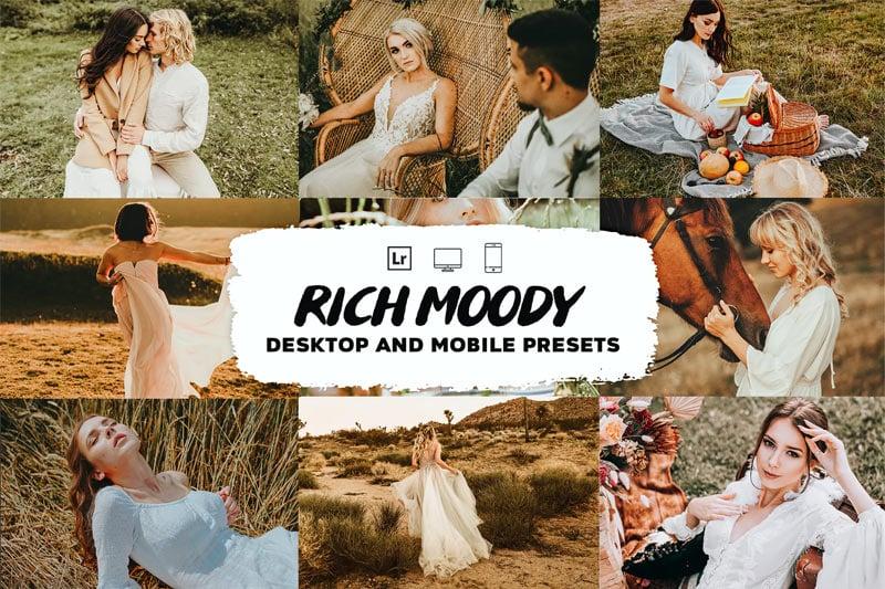 Rich Moody Lightroom Presets