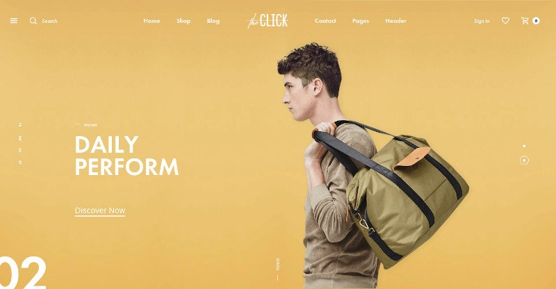 TheClick - Multipurpose Shopify Theme