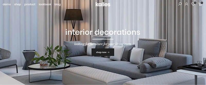 Kalles - Clean Versatile Responsive Shopify Theme