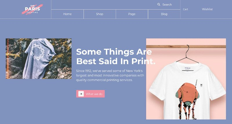 The Paris - Multipurpose Shopify Theme