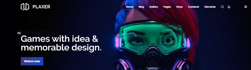 Plaxer - Gaming and eSports WordPress