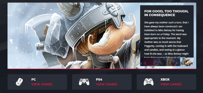 SquadForce - eSports Gaming WordPress Theme formerly Good Games