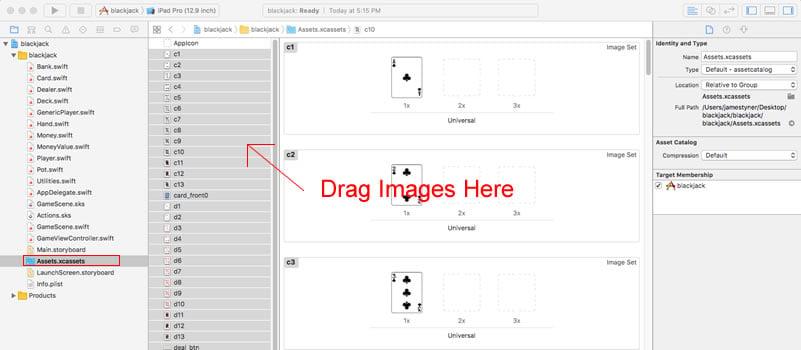 Tutorial images folder in GitHub