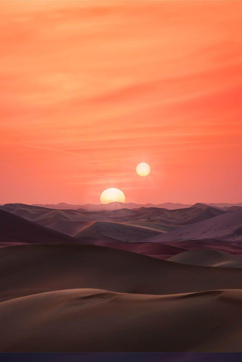 add second tatooine sunset