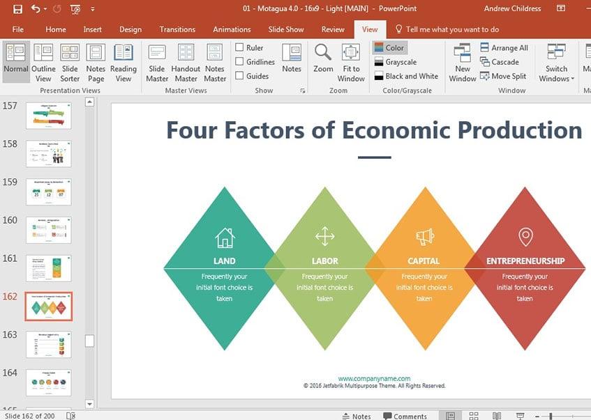Last slide of PowerPoint presentation