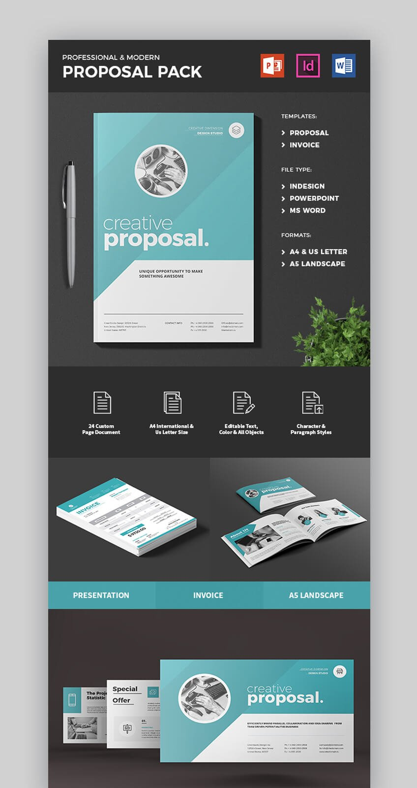 Proposal Pack