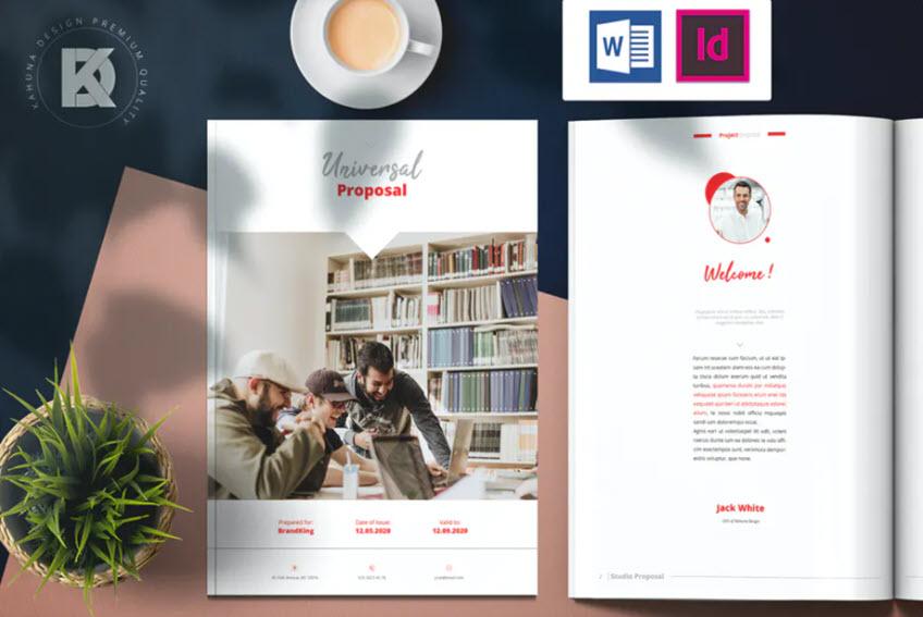 Brochure SOP Template Word
