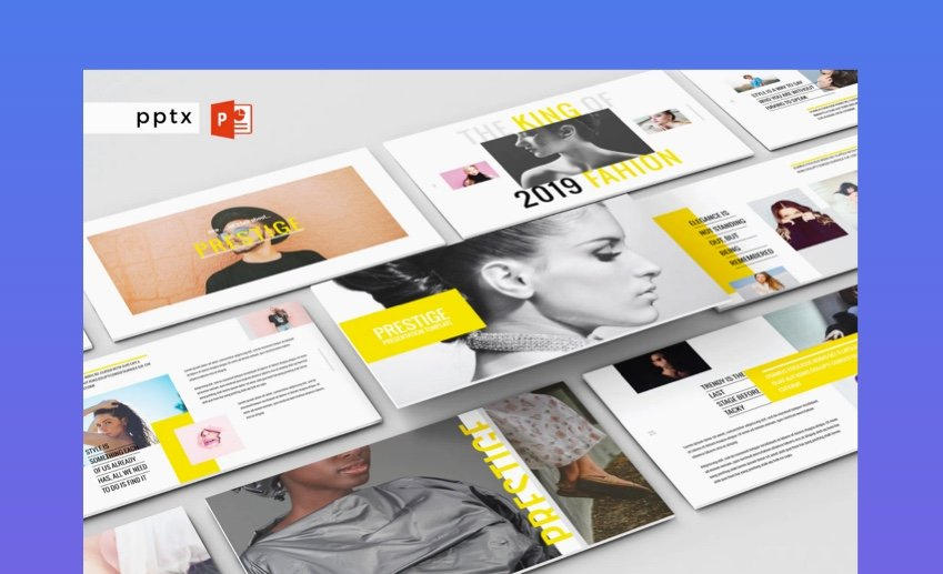 PRESTIGE - Multipurpose PowerPoint V126