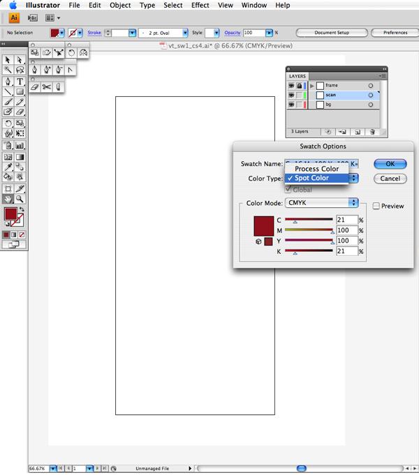 Setup Your Document