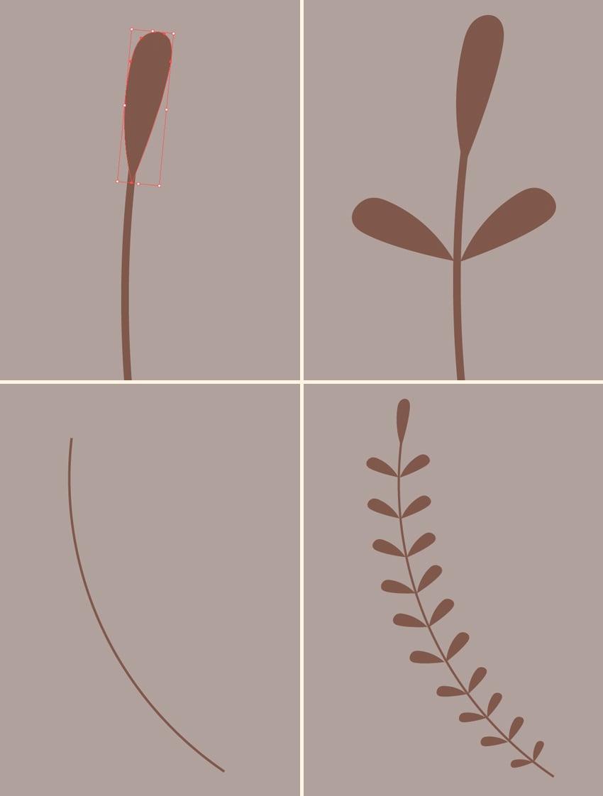 make a simple branch