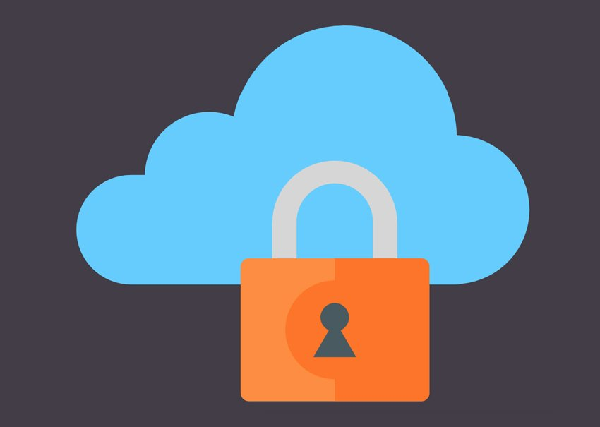 add a lock to the cloud