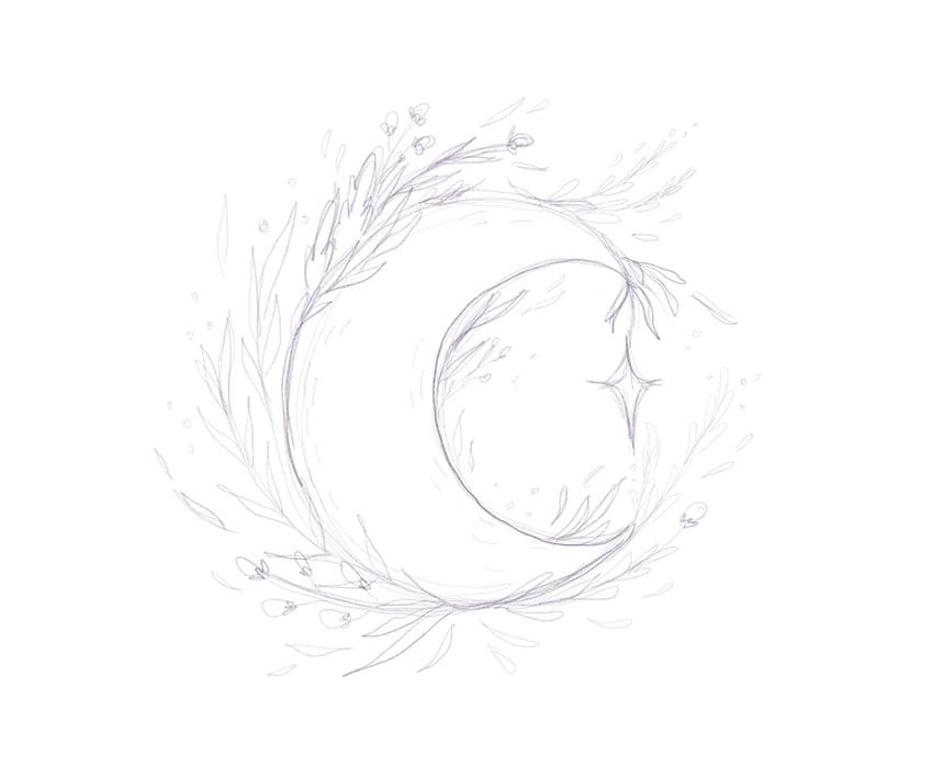 sketch of future illustration