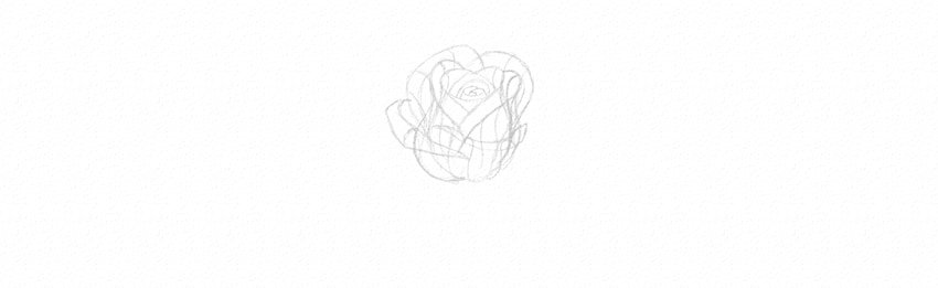 how to add petals to a rose