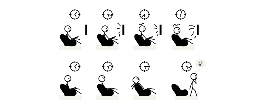 how to rest efficiently