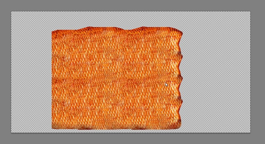 how to create scales pattern photoshop