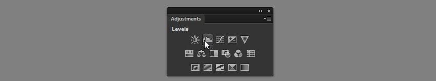 levels adjustment