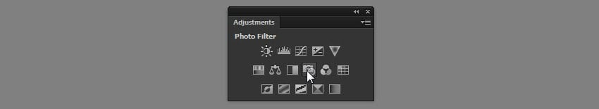 how to use a photo filter