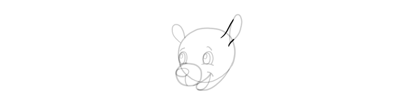 how to draw chibi deer ears