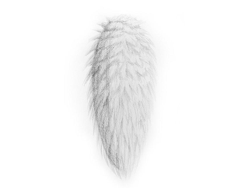 simple shading fur