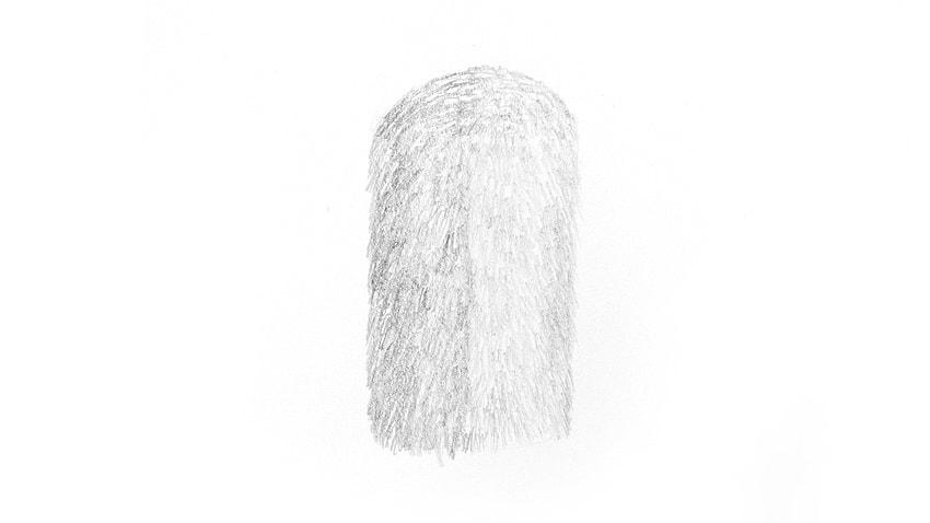 short fur shading
