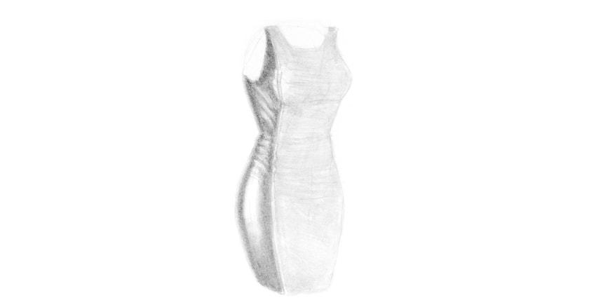 how to draw shiny cloth