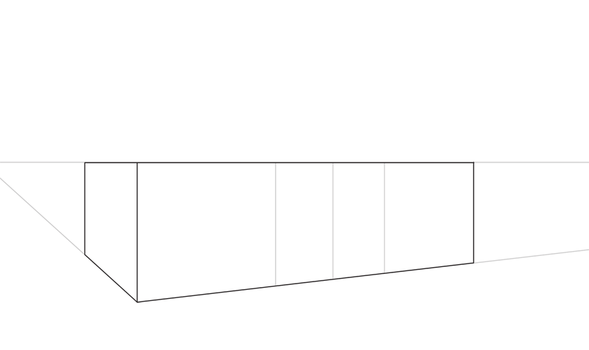 perspective guide lines