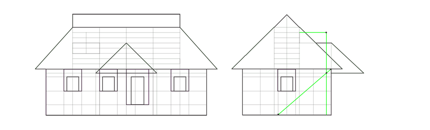 additional roof guide lines
