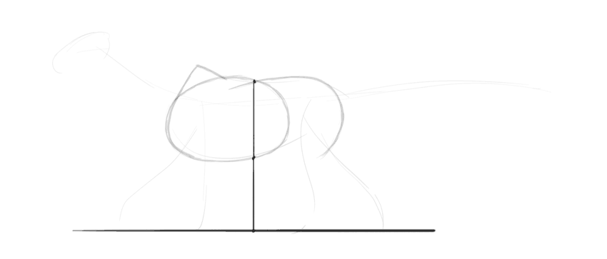 drawing perspective ground
