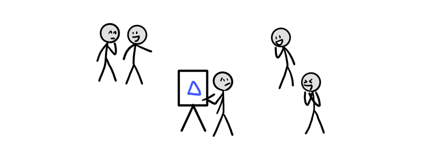 can you draw if youre not good